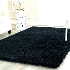 black faux fur rug black faux fur rug furry rugs full size of brown fuzzy rug