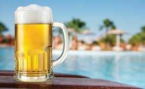 summer is traditionally a peak time for beer s but so far this summer is not looking great for either big beer and many craft brands