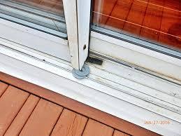 repairing sliding glass door replacing
