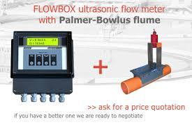 Palmer Bowlus Flume And Flowbox Flow Meter Flow Rate