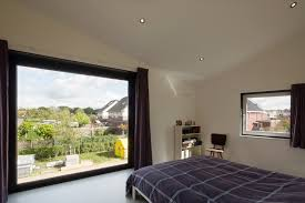 Modern House Bedroom Unusual Modern House Architecture With Irregular Shape Inspiration