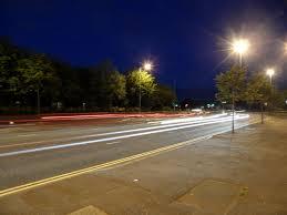 street lighting design image