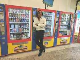 Shop 24 7 Vending Machine Mesmerizing Vitamin Warehouse Sell Essentials In VENDING Machines 4848