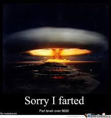 Nuke-Fart by memehermit - Meme Center via Relatably.com