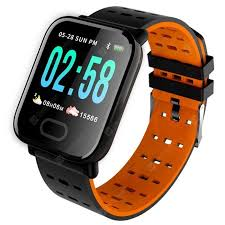 gocomma A6 Sports <b>Smart Watch</b> for Android / iOS - buy at the price ...