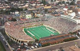 Joan C Edwards Stadium