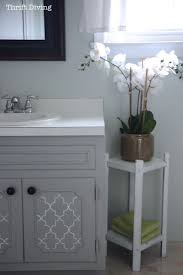 how to paint a small bathroom ugly bathroom vanity give your bathroom a makeover by painting the vanity all you