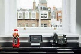temporary office space. hill street mayfair w1 temporary office space