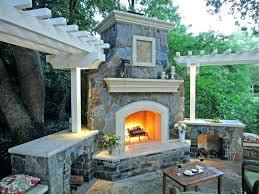 precast outdoor fireplace precast outdoor fireplace concrete firth