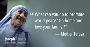 Mother Teresa Quotes On Love Interesting 48 Mother Teresa Quotes To Cultivate Love And Compassion Joseph