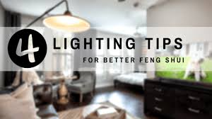 feng shui lighting. Feng Shui Lighting -
