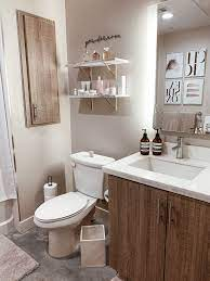 My Apartment Bathroom Decor Blondie In The City