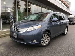 Used 2014 Toyota Sienna Limited,one owner,local for sale ...