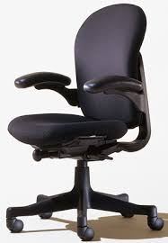 hermin miller chairs. Herman Miller Reaction Chair Loaded Model In Black Hermin Chairs R