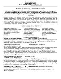 Materials Manager Resume Material Manager Resume Examples Examples Of Resumes 2