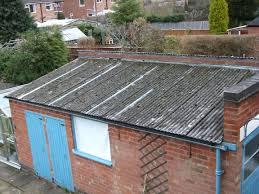garage roof repair. asbestos roofing service garage roof repair