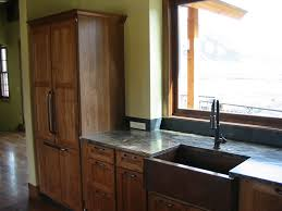 stained hickory cabinets. Perfect Cabinets Rustic Hickory Cabinets Chestnut Stain With Stained Y