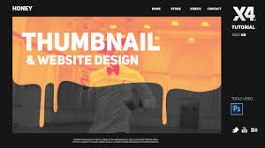 photoshop thumbnail photoshop tutorial thumbnail design website design by swerve