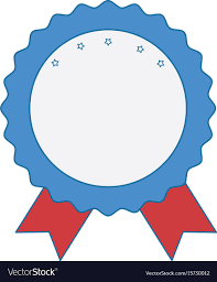 Award Ribbon Blank