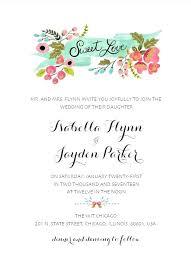 Wedding Party Invitations Templates Free Wedding Invitation Wedding