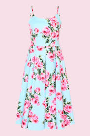 Dresses | Priscilla Black & Pink Vintage Rose Midi Dress