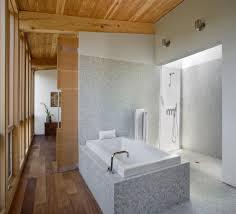 Eleganten Minimalistischen Kleine Badezimmer Aus Weißem Porzellan