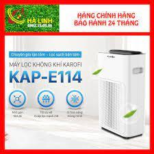 MÁY LỌC KHÔNG KHÍ KAROFI KAP-E114 - Bảo hành 24 tháng tại nhà