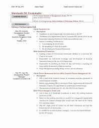 Mckinsey Resume Example Best of How To Create Resume In Pdf Format Awesome Mckinsey Sample Resume