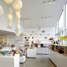 museum track lighting. Vitra Design Museum Shop. Track Lighting In Small Clusters Of Lines.