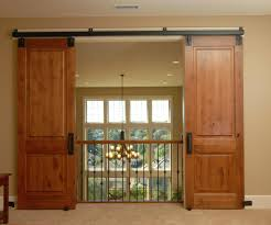barn door style interior doors design sliding hardware designs full ...