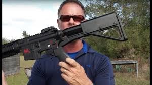 An attachment on a gun used to make it fire repeatedly that modifies it to function in a similar way to a machine gun. All About Bump Stocks The Deadly Gun Accessory Used In Vegas That Congress Might Ban The Washington Post