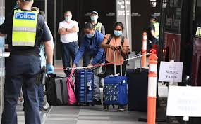 In early july, the nights were long and dark, and australia's cultural capital was confronting the terrifying reality. Melbourne Welcomes First International Flight In 5 Months As Coronavirus Curbs Ease Arab News