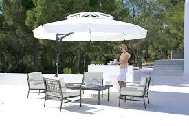 offset umbrella with solar lights patio offset umbrella home decorating umbrellas erfly parts southern pop up