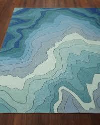 mykonos breeze indoor outdoor rug 5 x 7 6