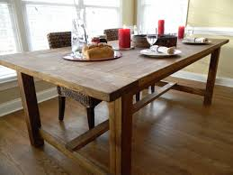 Farmhouse Style Dining Room Sets Farm Style Dining Room Table Great With Picture Of Farm Style