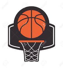 Design Basketball Flat Design Basketball Backboard And Net Icon Vector Illustration