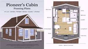 tiny house floor plans. Tiny House Floor Plans 16x20 L