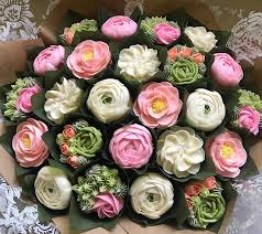 Baked Blooms Custom Cupcake Bouquets