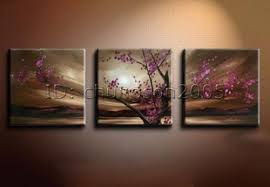 modrn flower canvas oil painting floral art framed  on plum flower canvas wall art with modrn flower canvas oil painting floral art framed for sale