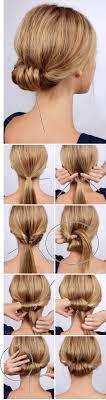 18 Hochsteckfrisuren Kurze Haare Selber Machen Bob Frisuren