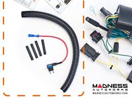 jeep jeep renegade enhanced trailer wiring kit madness jeep renegade enhanced trailer wiring kit