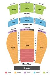 Agora Theater Seating Seating Chart