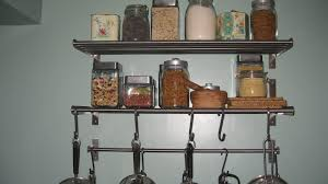 Small Picture Wall Mounted Kitchen Shelves YouTube