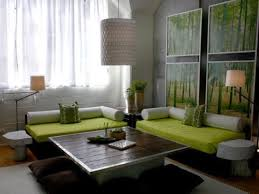 decoration small zen living room design: as discussed earlier double duty furniture will not only save you money its an efficient use of space in this small living space a coffee table doubles