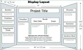 Poster Template Scientific Templates Free Word Science