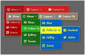 Online Menu Creator 10 Best Css Dropdown Menus Creator Online Templatefor