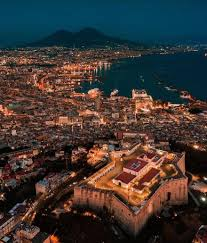 "Napoli Vesuvio AmalfiCoast on Instagram: ""Lights of the night! 🌃  ✽Location: #Napoli #VesuvioCoast ✽Cred… in 2020 
