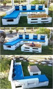 outdoor furniture made of pallets. Garden Furniture Made Of Pallets. 2-garden-furniture-made-with- Outdoor Pallets