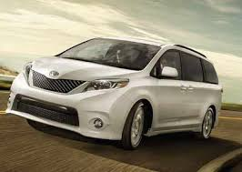 2018 toyota minivan. 2018 toyota sienna minivan u