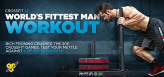rich froning crossfit workouts train like the 2016 crossfit games chion